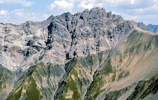 Geology Of The Alps Part 1 General Remarks Austroalpine
