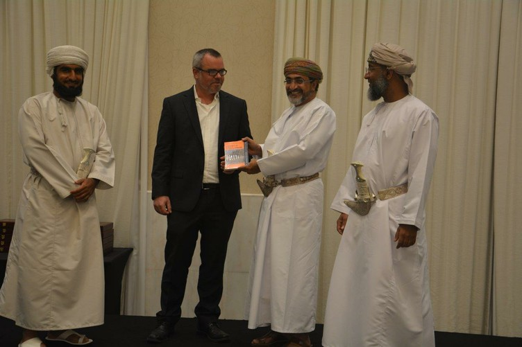Oman Book Launch